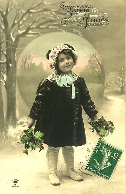 винтажные детские фотографии