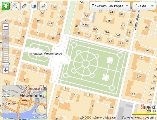 Яндекс: 8 новых карт,
