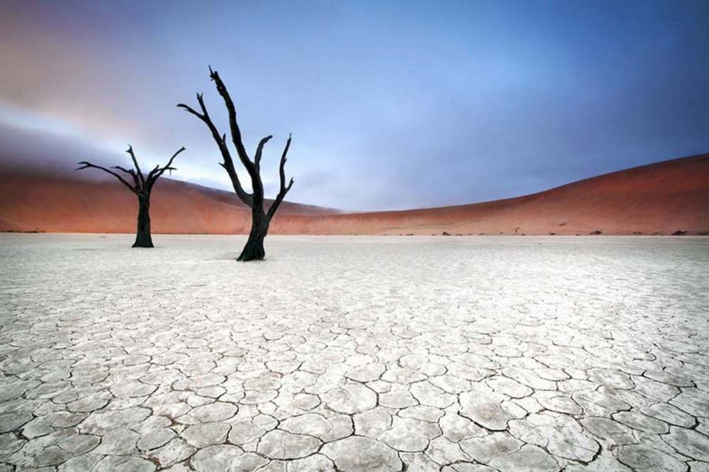 ©Zubair Ahmed Nayan Плато Соссусфлей— самая посещаемая часть пустыни Намиб. Все хотят посмотреть н