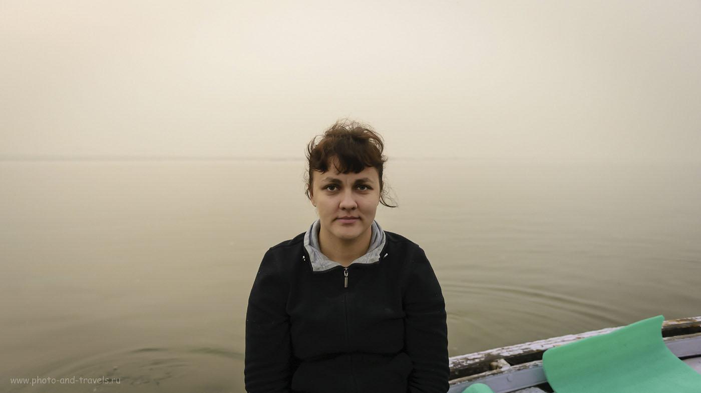 Фото 8. Первый ежик в тумане. 1/125, 2.8, 1600, 24.