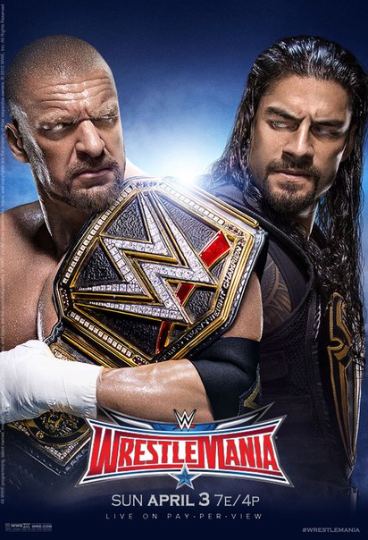 Post image of WrestleMania 32
