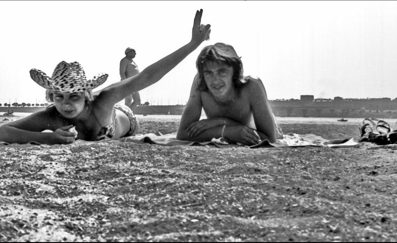 59. Николаев. На пляже.