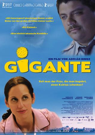 Гигант / Gigante (2009/DVDRip)