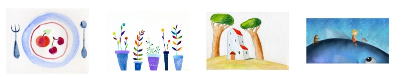 Мамагаз. Картинки для детской комнаты