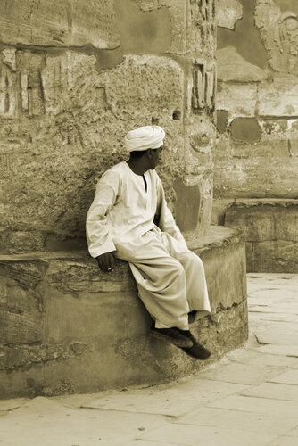 Луксор. Большие странности древнеегипетской цивилизации.