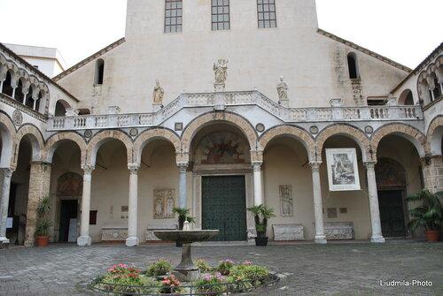 русский гид в Салерно,Неаполе