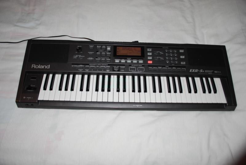 Roland Exr5s