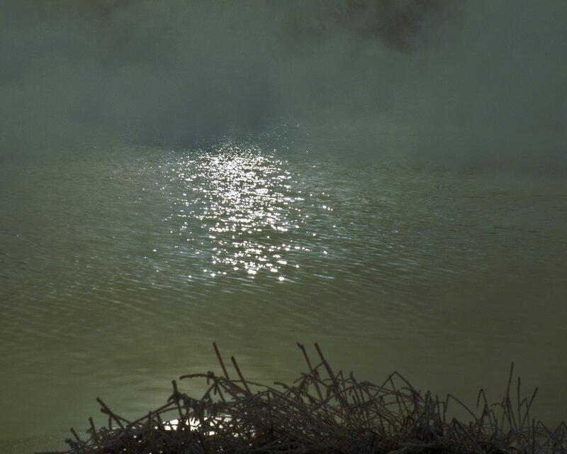Блики в тумане