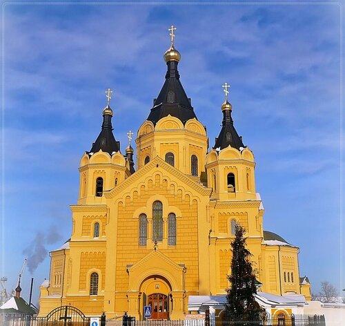 Собор Александра Невского (Нижний Новгород)