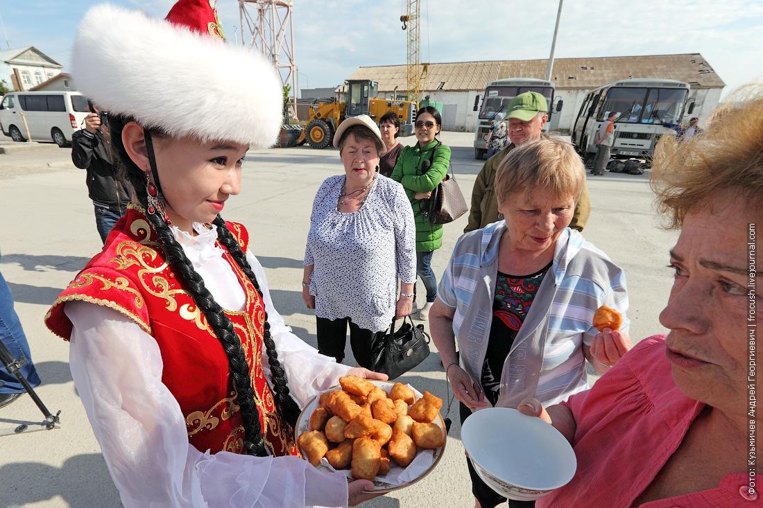 первый круиз в Казахстан на теплоходе Русь Великая