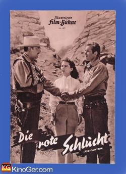Die rote Schlucht (1949)