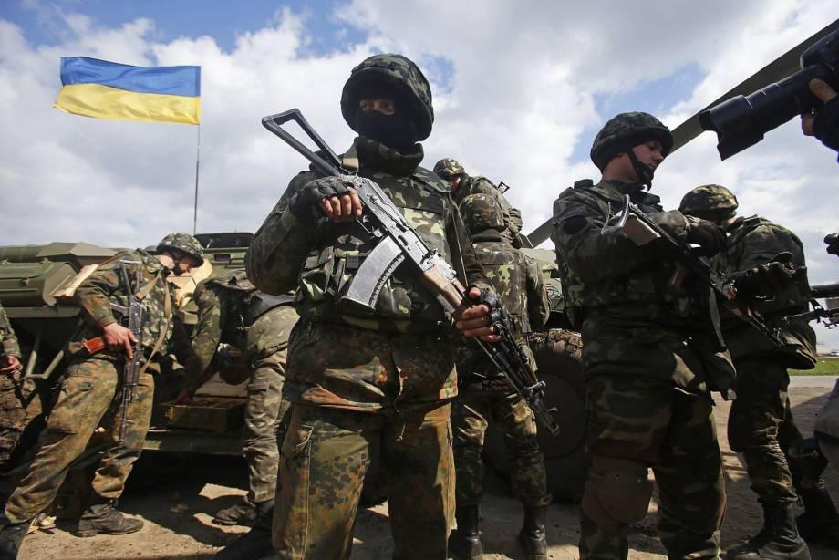С начала суток зафиксировано 22 обстрела, возле Крымского на Луганщине боевики применили минометы, - пресс-центр штаба АТО
