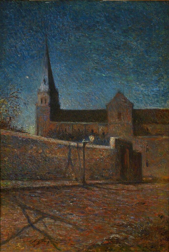 L'église de Vaugirard