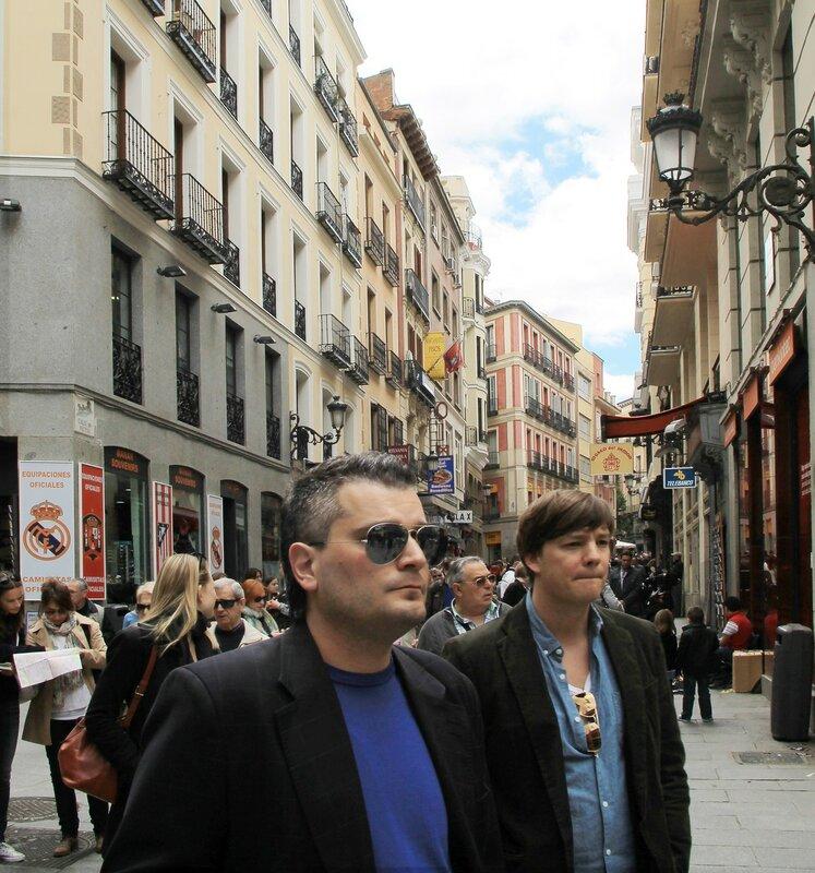 Мадрид. Главная улица (Calle Mayor)