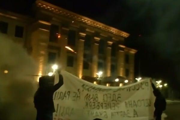 ВУкраинском государстве жители России выбирают депутатов Государственной думы