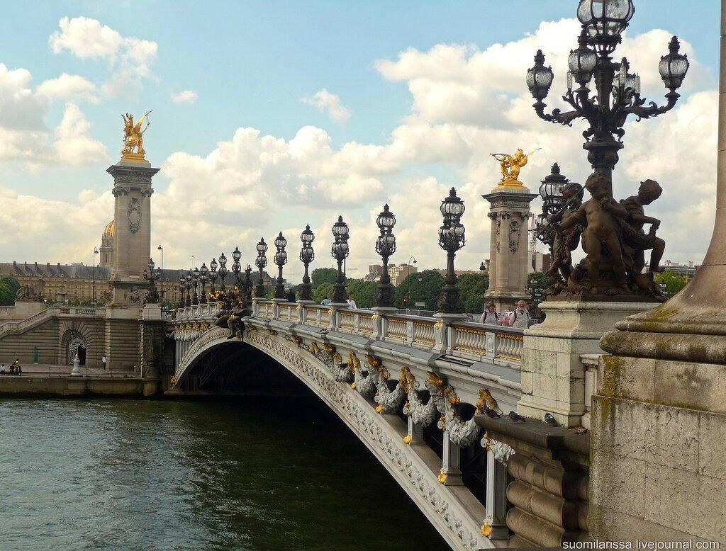 Мост Александра III.