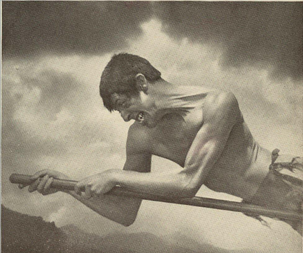 1926. «Иллюстрированный компендиум колдовства». Чернокнижник