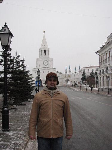 Антон Попов берет Казань