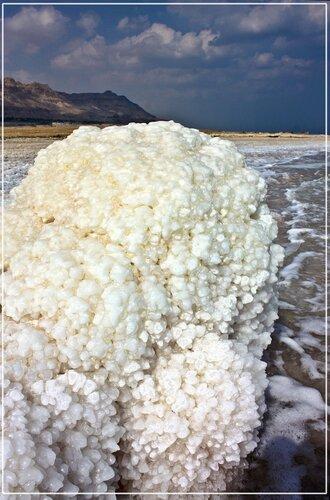 Морская соль в ванне - и вы на море