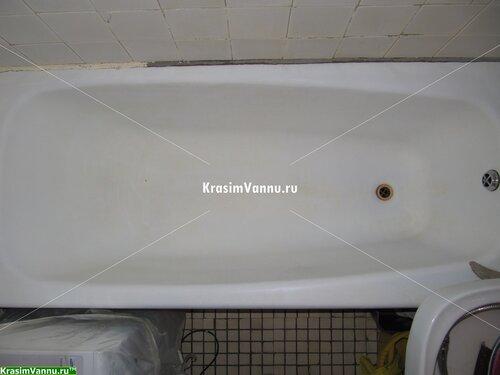 Эмалировка ванн. г. Реутово, Юбилейный проспект 14 ЗАЧИЩЕНА