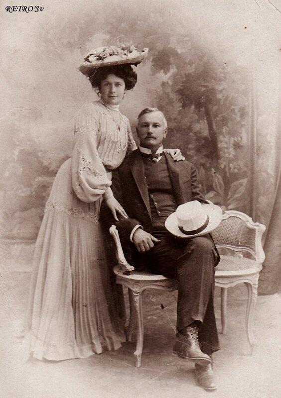 пар старинные фотографии семейных