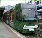 Кёльнский зелёный маршрут №7...