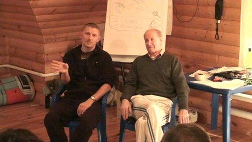 Барри и Олег в Касимове
