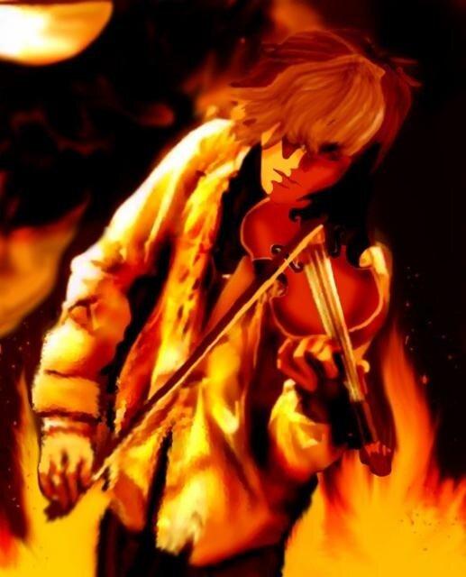 """Вивальди Антонио -  """"рыжий монах """" Был с Папой и Богом всегда не в ладах, но взмах смычка, звук полетел, остолбенел: ты..."""