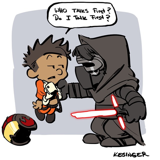 Calvin and Hobbes awaken, Brian Kesinger0.jpg
