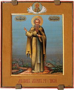 Преподобный Арсений Комельский