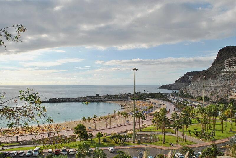 Пляж Амадорес