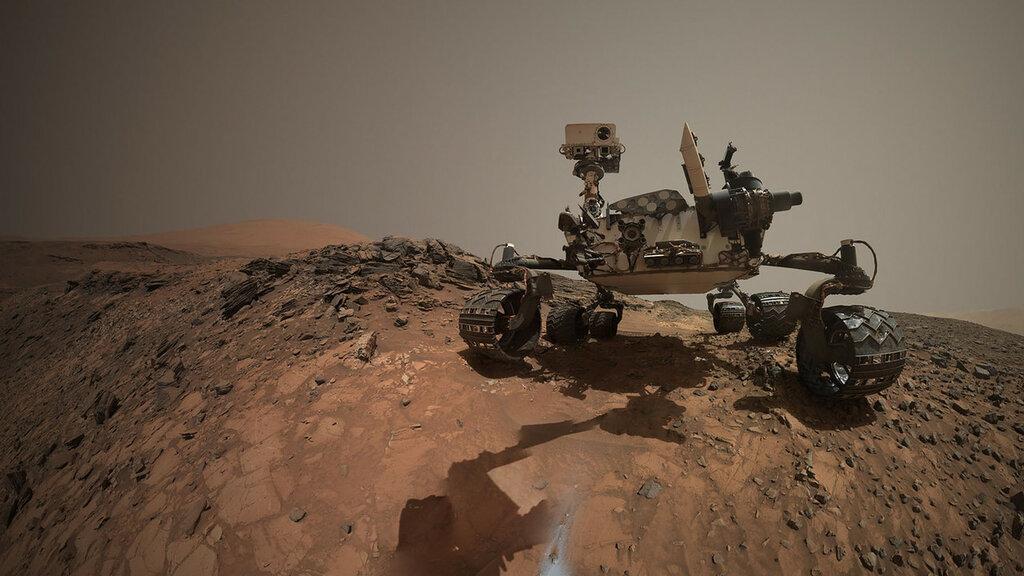 Метан и древняя органика. Curiosity нашел новые следы потенциальной обитаемости Марса