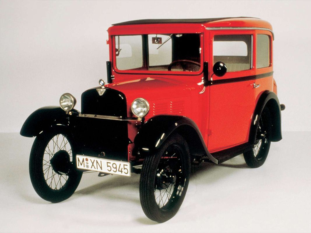 13 Fiat 514 Saloon (1929)