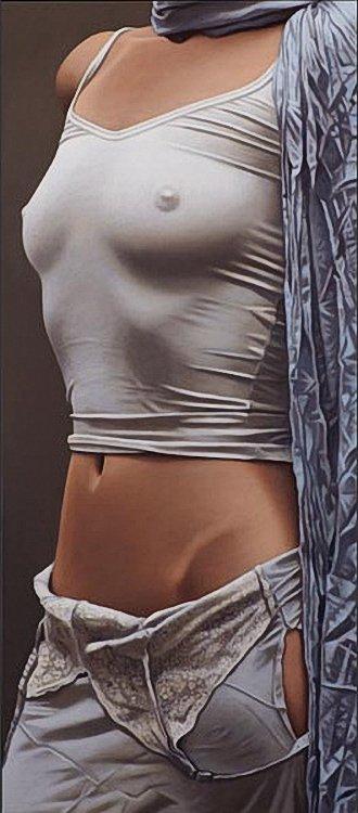 Эротизм женских тел Вилл Киссмер