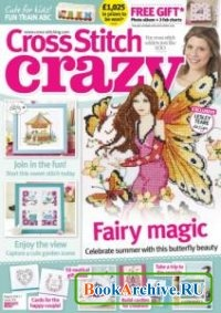 Журнал Cross Stitch Crazy № 205 August 2015