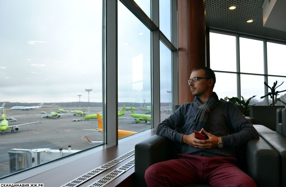 Как я тестировал лобби-бар с видом на самолёты