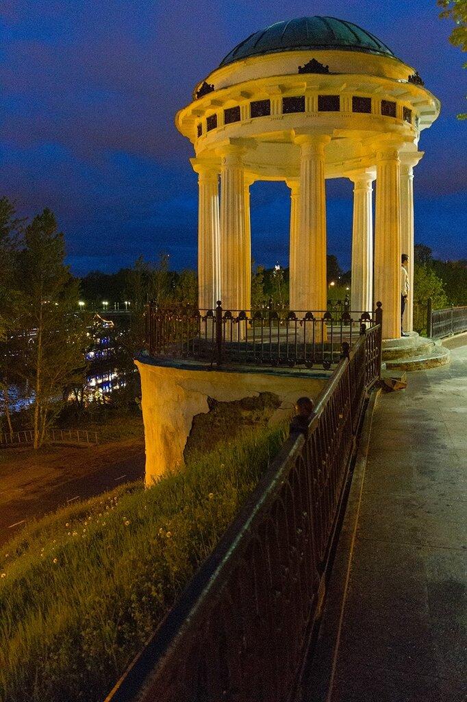 Ротонда-беседка, Ярославль