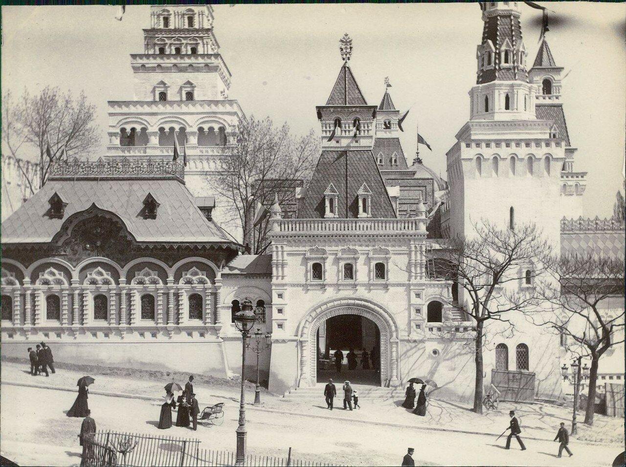 Павильон Азиатской России