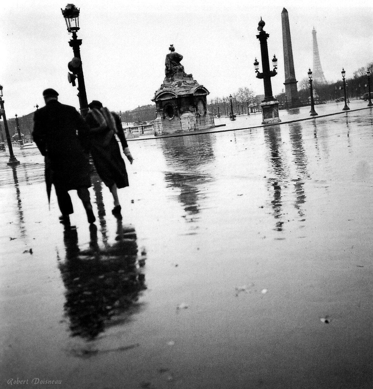 1938. Площадь Согласия