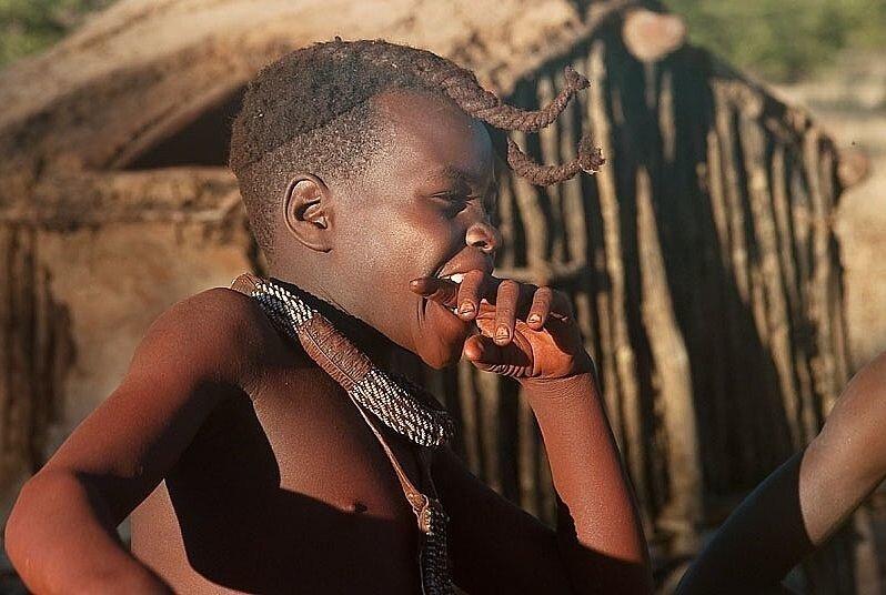 фото люди африка
