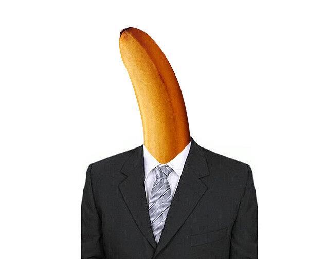 мальчик банана вырос