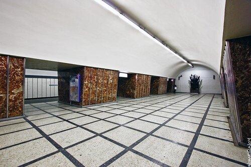 Станция Московские Ворота