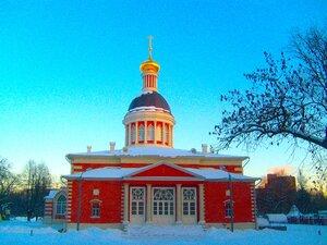 Храм Рождества Христова Рогожской общины (Зимний (тёплый) храм во имя Рождества Христова)