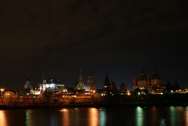 Вернисаж. Измайловский кремль