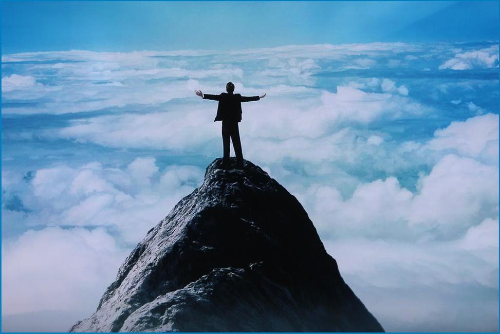 На вершине  мира!
