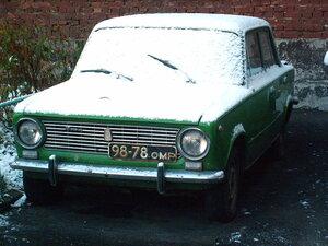 ВАЗ 2101 в простонародье называемый копейкой
