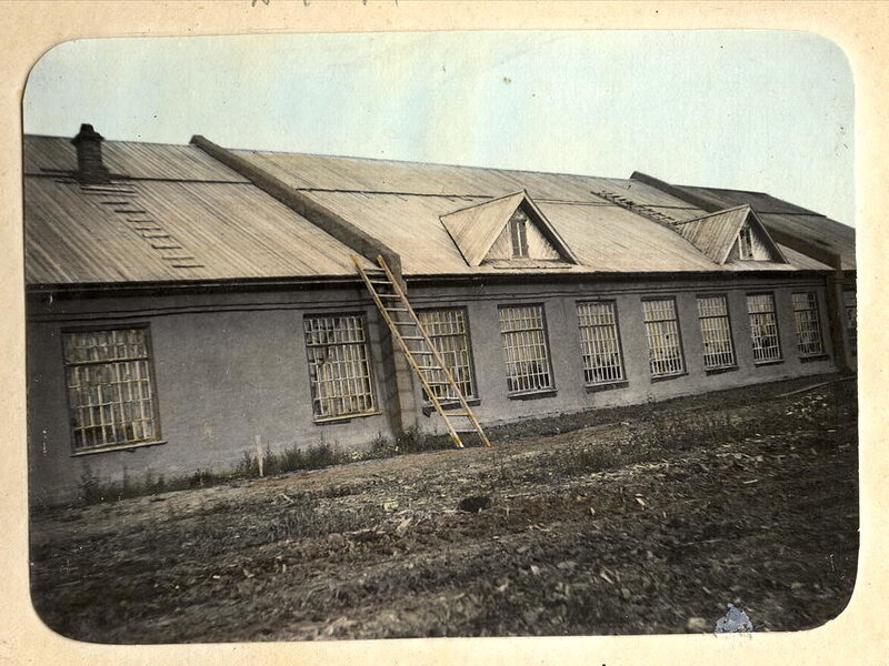 Главный корпус  Галкинской машинно-тракторной станции