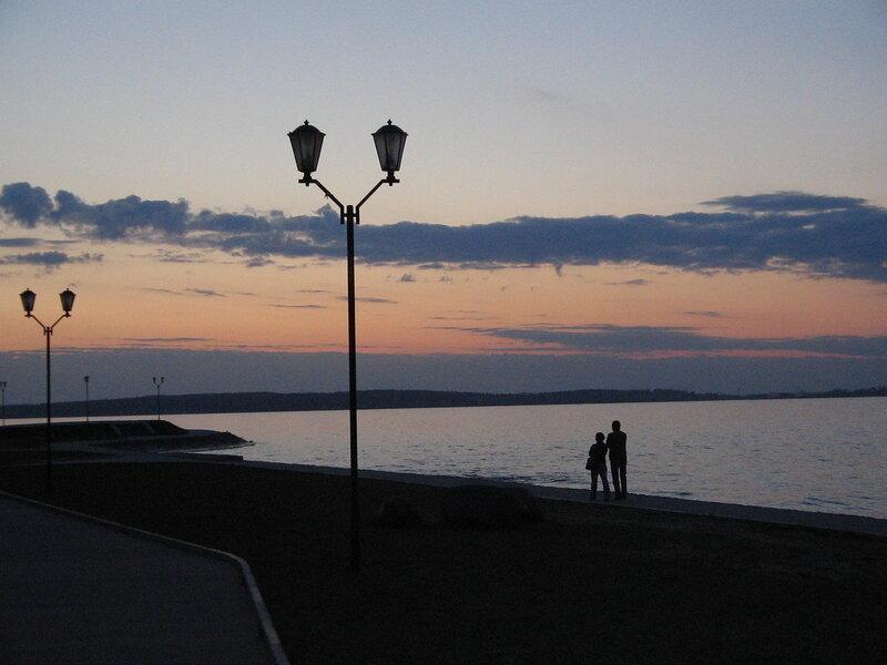 Петрозаводск, белая ночь