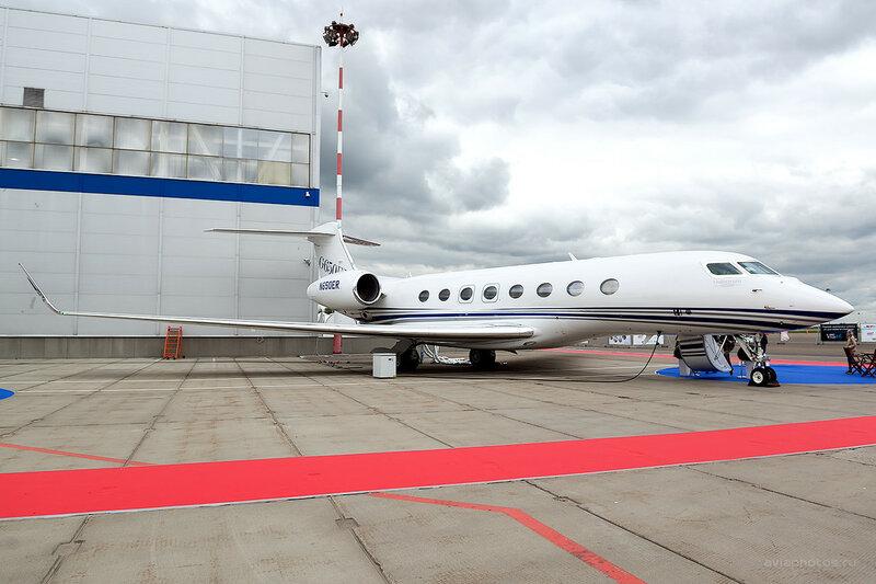 Gulfstream G650 (N650ER) Gulfstream Aerospace D800837
