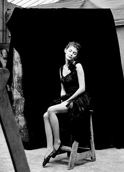 Фотографии актрис и моделей Кейт Барри